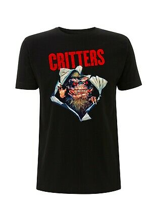 Critters Movie T Shirt 80s Horror Comedy Cult Films
