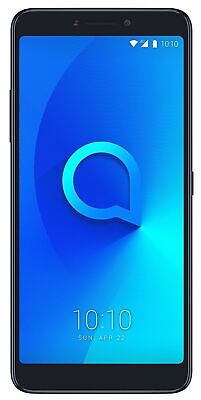 "ALCATEL 3V 5099D DualSim blau 16GB LTE Android Smartphone 6"" Display 12Megapixel"