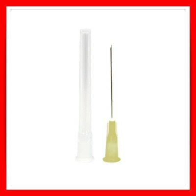 "BD Microlance™ 3 Needles STERILE HYPODERMIC YELLOW  20G X 1 1/2""  0.9 x 40mm"