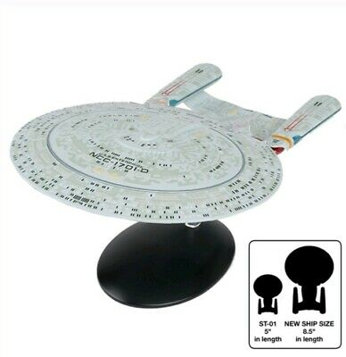 Star trek U.S.S Enterprise NCC 1701-D Model Ship 22 cm -XL Edition 2