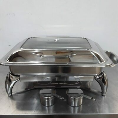Commercial Chafer Stainless Steel 1/1 Gastro Bain Marie Warmer Atosa