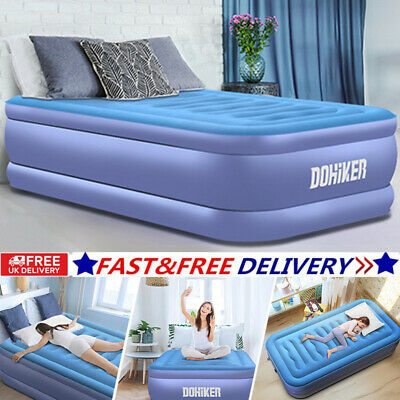 Premium Air Mattress Sofa Bed with Built In Electric Pump Single Louunger + Bag
