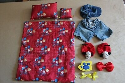 Build a Bear Bundle Bedding Clothes Shoes Accessories Free Post Kids Toys Teddy