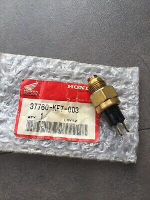 Honda Ch150 Ch250 Cn250 Vf500F Thermostat Switch Nos 37760-Ke7-003