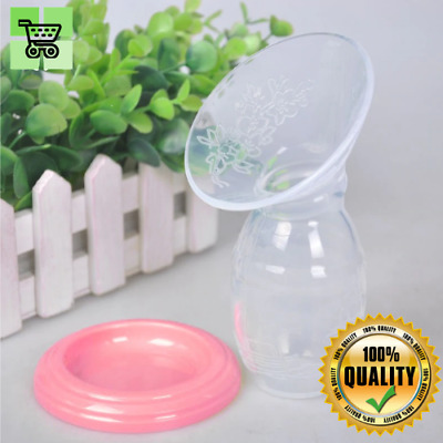 2pck Haakaa Silicone Breast Pump Stopper BPA PVC and Phthalate free For Babies