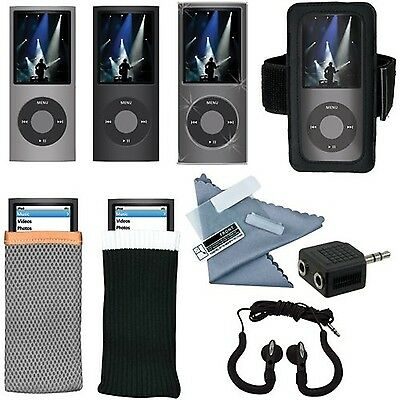DreamGear i.Sound 11-in-1 Accessory Kit for iPod nano 4G