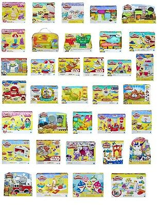Play-Doh Play Set - Play Dough Modelling Activity Toys - Choose Sets - Genuine