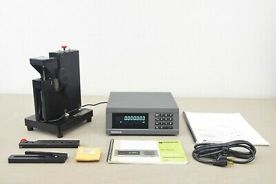 Heidenhain ND-281B Value Display w/ Length Gauge & 700 Dial Indicator Calibrator