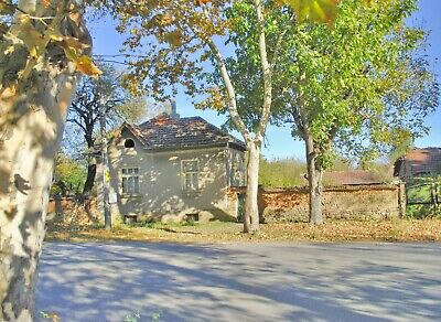 Detached 6 rooms Bulgarian house & cottage for sale property Bulgaria properties