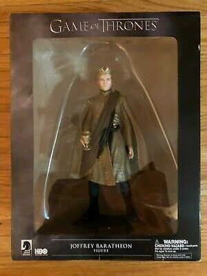 Dark Horse DELUXE  Game of Thrones: JOFFREY BARATHEON ..FIGURE