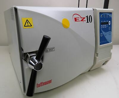 Tuttnauer EZ10 2540EA Automatic Autoclave Steam Sterilizer Tattoo & Beauty Bench