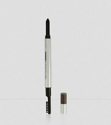 New Look Dark Brown Fill and Define Brow Powder Pen Eyebrow RRP £4.99