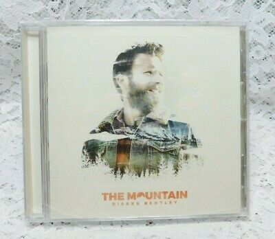 Dierks Bentley - The Mountain CD Brand New Sealed