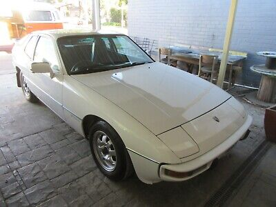 PORSCHE 924 1979 5 SPEED / Relisted Non Payment!