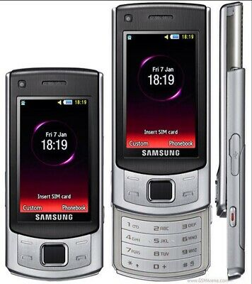 Samsung Slide S7350 Dummy Mobile Cell Phone Display Toy Fake Replica