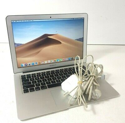 Apple MacBook Air A1466 Early 2015 Intel Core i5 1.6GHz 4GB 128GB SSD Laptop