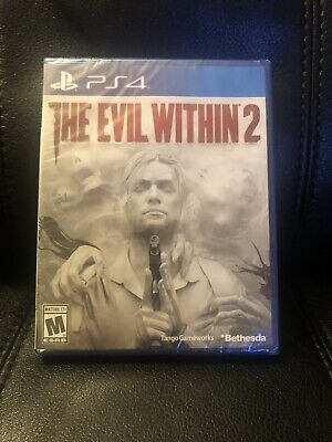 The Evil Within 2 PlayStation 4 PS4 Brand New Sealed