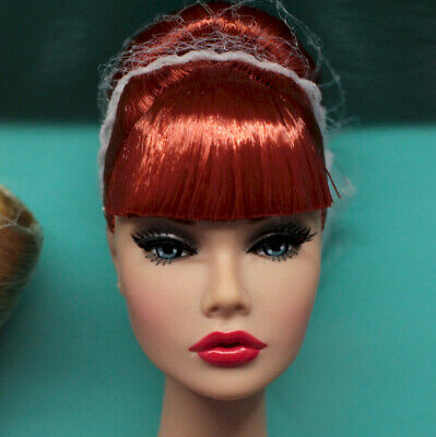 Last One New Red Haired Head Only Looks A Plenty Poppy Parker Doll
