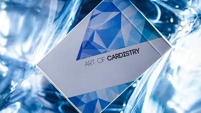Frozen Art of Cardistry Playing Cards by Bocopo