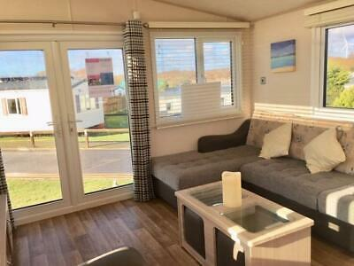 Stunning Holiday Home for Sale on a 12 Month Season Park with Beach Access