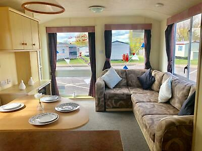 Discounted static caravan for sale- 12 month season-MONTHLY PAYMENTS AVAILABLE