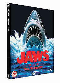Jaws 2/Jaws 3/Jaws - The Revenge (DVD, 2007, 3-Disc Set,)