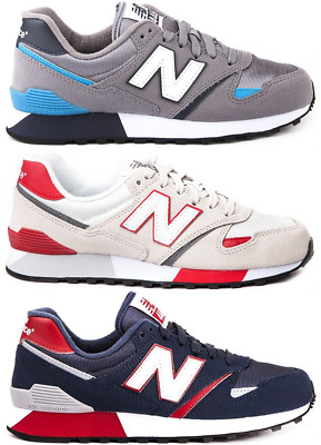 the best attitude a68c8 49945 NEW BALANCE 996 NB Women's New Blue White Red Casual ...