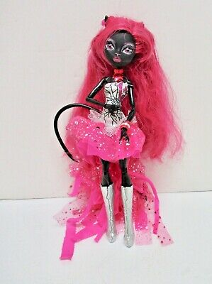 Monster High 13 Wishes Catty Noir Doll