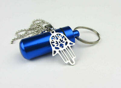 Good Quality Palm Charm Silver 316L Stainless Steel Pendant Necklace