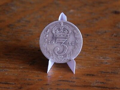 1911 - 1926 George V Silver Threepence   £1.50 - £3  Choose Your Date