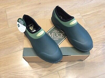 MUCK Boot 'The daily' Green - UK7