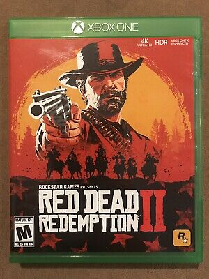 Red Dead Redemption 2 2017 PlayStation 4 Video Game
