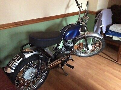 Bsa bantam 1967 d10 full nut and bolt rebuild trial trim rd legal tax/mot exempt