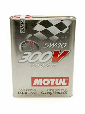 300V 5w40 Racing Oil Syn 2 Liters