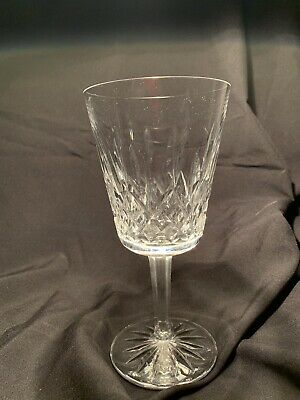 VINTAGE Waterford Crystal LISMORE (1957-) Water Goblets 6 7/8""