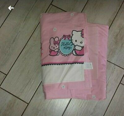 Lenzuola Di Hello Kitty.Completo Lenzuola Hello Kitty Eur 10 00 Picclick It