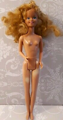 Barbie Sisters Mattel Vintage Rare Stacie Doll Heart Family