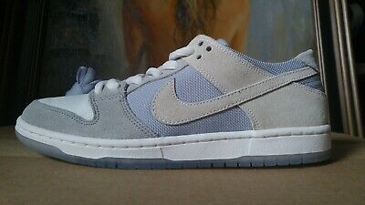the latest 682d9 e1df3 NIKE SB DUNK Low Pro Zoom Size 9 Wolf Grey Summit White Pink 854866-011