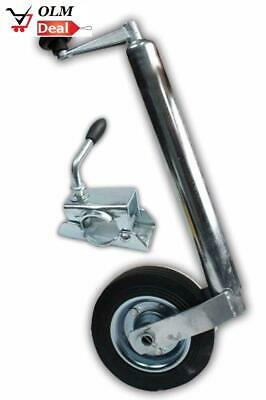 XL Perform Tool 553928 Roue Jockey avec Fourche 48 mm plus Bride