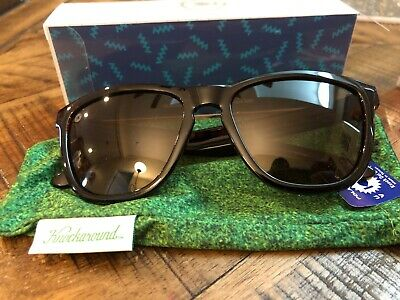 340538db2 Knockaround Premiums Sunglasses Glossy Tortoise, Amber, Polarized, UV400