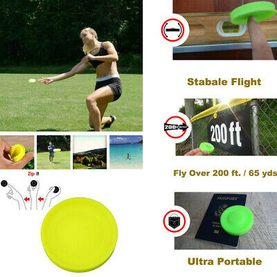 Flying Disc A new spin on the game of catch Zip Chip BUY MORE SAVE MORE Pocket G