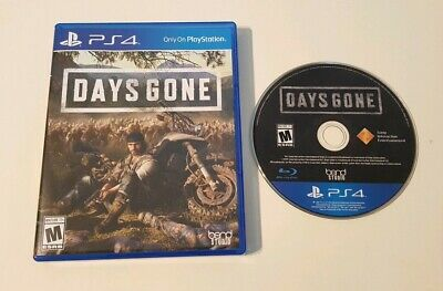 Days Gone (PS4 / PlayStation 4, 2019)
