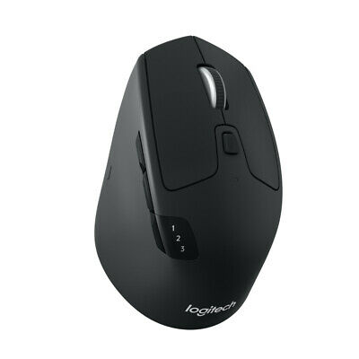 Logitech Bluetooth Pro Mouse / M720 Triathlon for PC/Mac. New Bluetooth Cordless