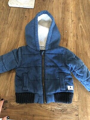 Country Road Boys Jacket Size 6-12 Months