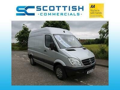 2012 MERCEDES SPRINTER SILVER *LOW MILES* ONE OWNER EXCELLENT CONDITION crafter