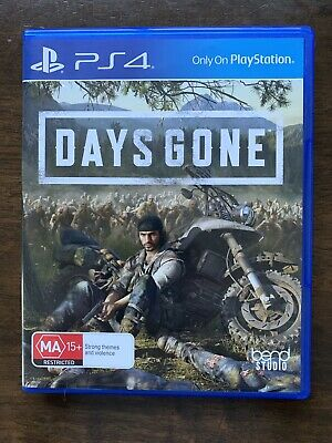 Days Gone PS4 Playstation 4 As New