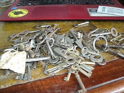 collectable keys steampunk crafting