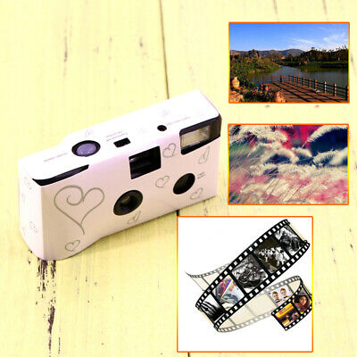 36Photos Disposable Film Camera Single Use One Time For Wedding Party Nice Gifts