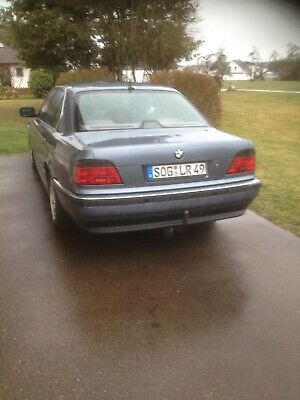 BMW 728iA Bj. 2000 E38 Facelift RHD