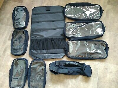 Trauma bag spare pouches first aid kit medical supplies oxygen bag spare inner